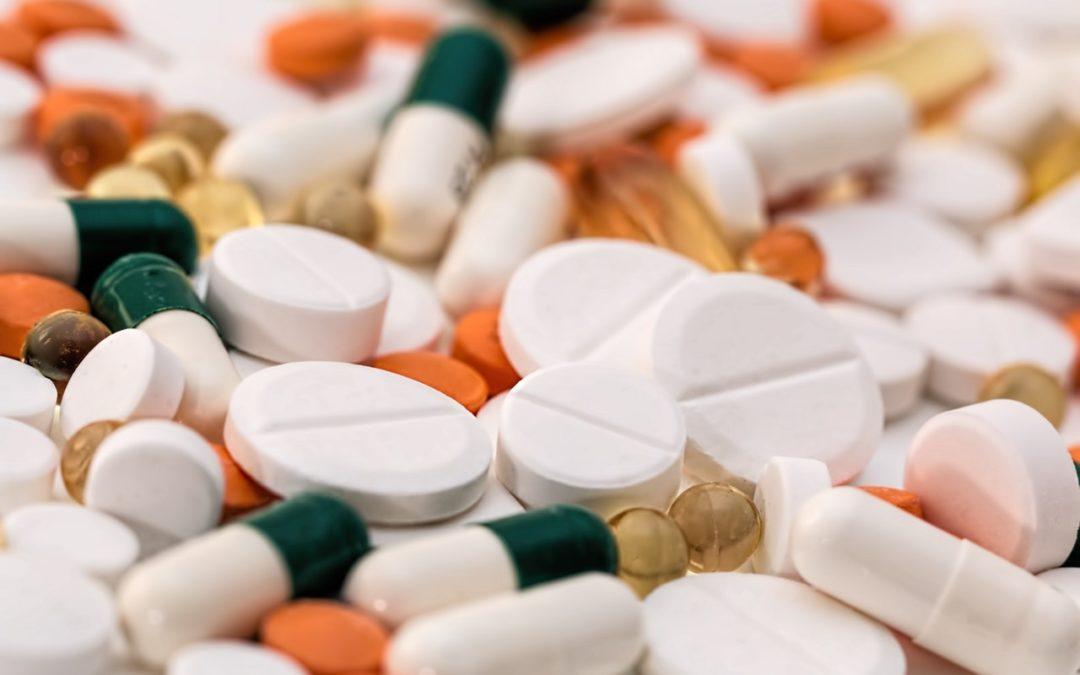Residui di farmaci nell'acqua